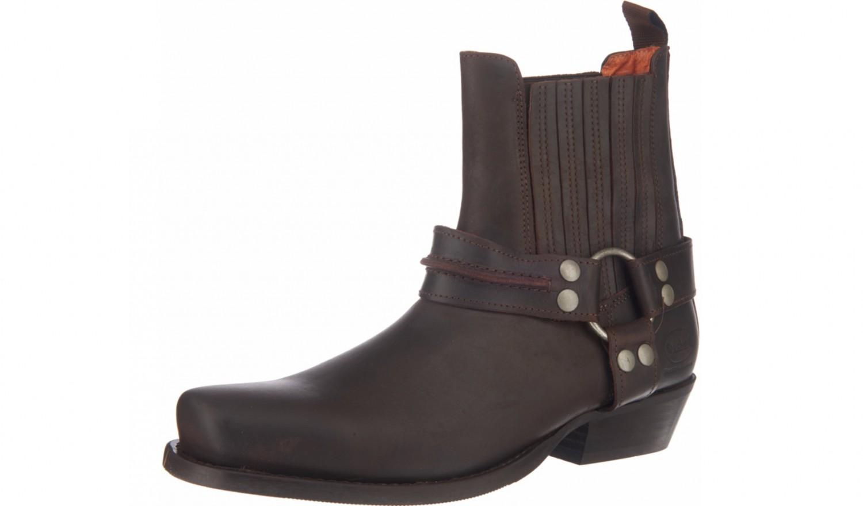 Western By Boots Stiefel Stiefelette Dockers Gerli Biker 3jqLc54AR