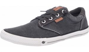 DOCKERS by Gerli 30ST024 Herren Sneaker Washed Canvas Schuhe