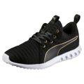 Puma Carson 2 Metallic Wn's Damen Laufschuhe Sneaker 190044 Black