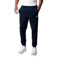 adidas Essentials Tapered Banded Single Jersey Pant Trainingshose BK7407 Navy