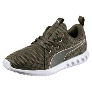 Puma Carson 2 Metallic Wn's Damen Laufschuhe Sneaker 190044 Olive Night