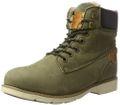 Dockers by Gerli Damen Ankle Boots 39SI302-302850 Desert Boots Khaki