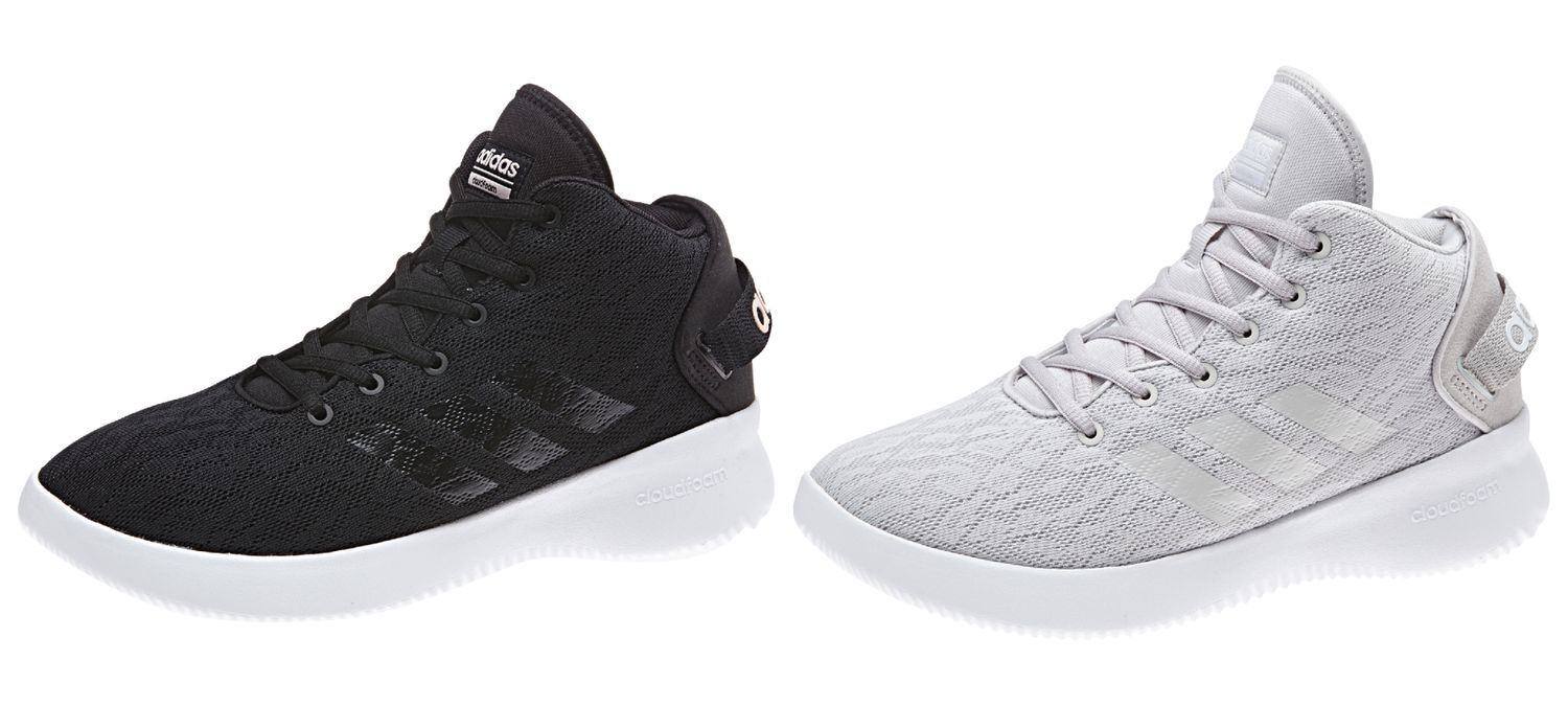 Details about ADIDAS CF Refresh Mid w Cloudfoam Ladies Sneaker Shoes BC0011