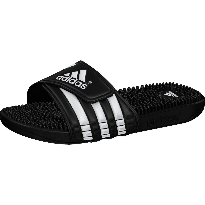 adidas adissage w beach sandals slippers massage sandal 087609 ladies ebay. Black Bedroom Furniture Sets. Home Design Ideas