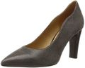 CAPRICE Klassische Damen Pumps 22402 Anthracite Rep