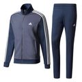 adidas COTTON RELAX TRACKSUIT Trainingsanzug BQ6969 Trace Blue