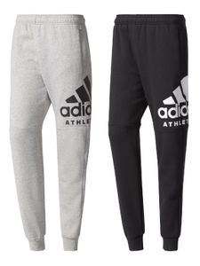 adidas Herren Trainingshose Sport ID Branded Tapered Pant Fleece / Jogginghose