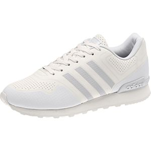 adidas Herren 10K Casual Sneakers Schuhe Low-Top BB9782 Chalk White