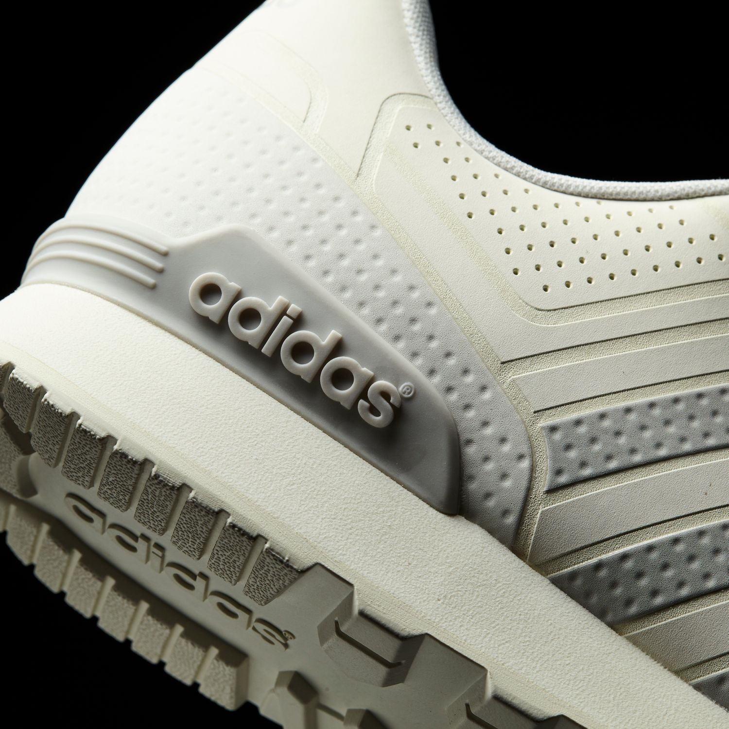 new styles a4b57 a8a8b adidas Herren 10K Casual Sneakers Schuhe Low-Top BB9782 Chalk White