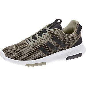 adidas NEO Herren Sneaker Schuhe Laufschuhe CLOUDFOAM CF Racer M BC0020 Trace Olive