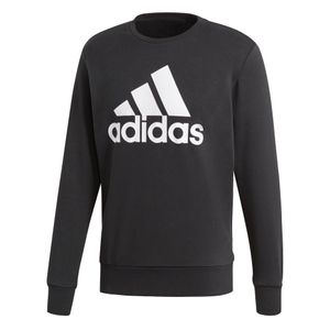 adidas Essentials ESS Big Logo Crew Neck Sweatshirt
