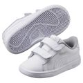 Puma Smash FUN SD V Inf Low-Top Kinder Schuhe Sneaker Laufschuhe Leder