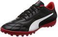 Puma Classico C TT Fußballschuhe Schuhe Sneaker 104212 Schwarz / Rot