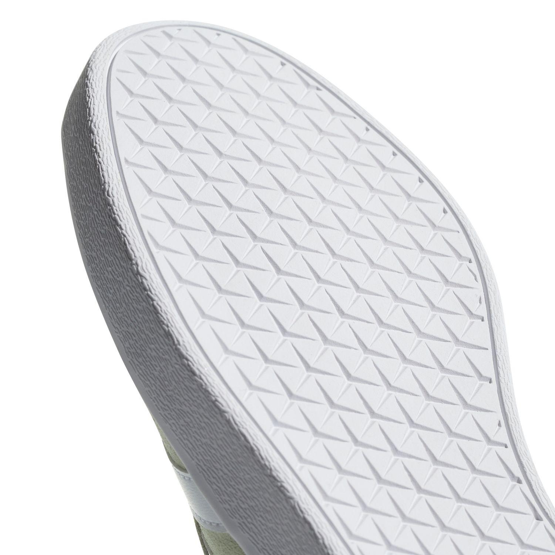 online store 655c6 a3e46 ... adidas Damen VL COURT 2.0 W Sneaker Schuhe DB1218 Aero Green ...