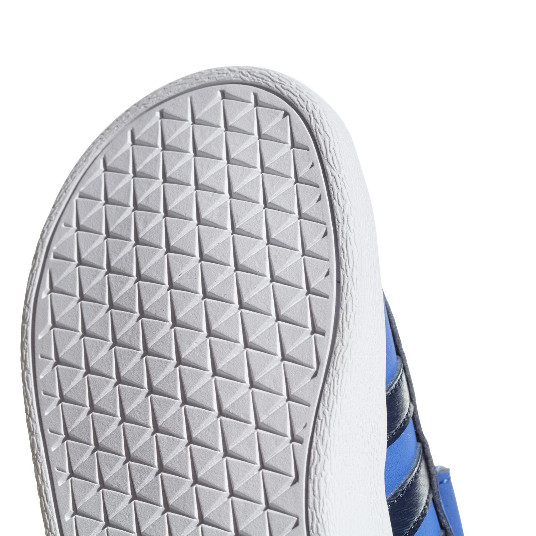 new product 8e7c6 2a202 ... adidas Performance VL COURT 2.0 CMF I Unisex-Kinder Schuhe DB1531  HI-Res Blue