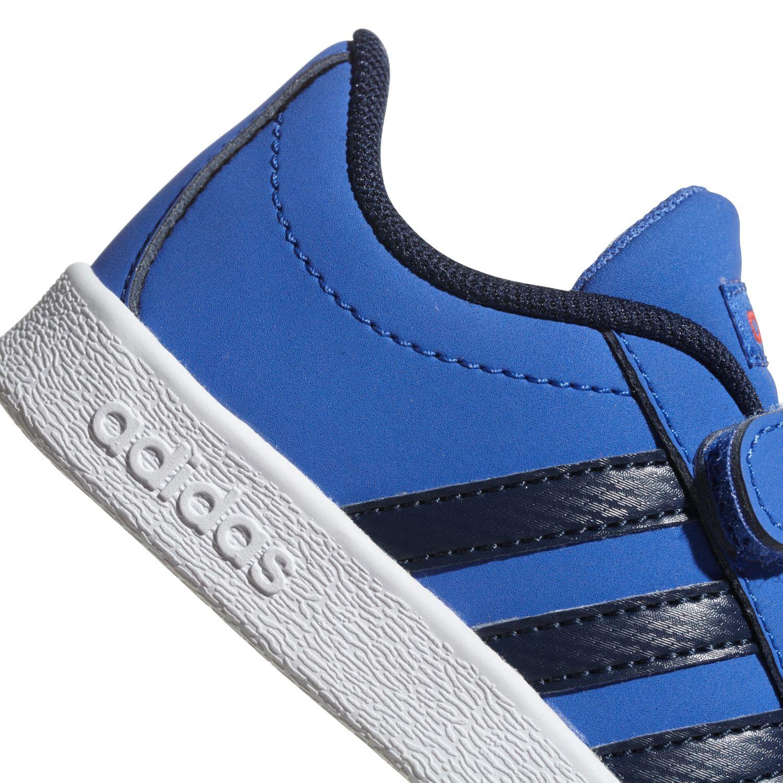 new product bf0b2 f7890 adidas Performance VL COURT 2.0 CMF I Unisex-Kinder Schuhe DB1531 HI-Res  Blue Kinder Sport Running