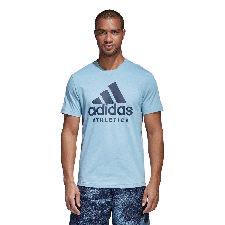 adidas Herren Sport SID Branded Tee T Shirt CF9558