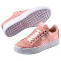 Puma Vikky Platform EP Damen Sneaker Schuhe 365239 Peach Beige