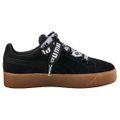 Puma Vikky Platform Ribbon Bold Damen Sneaker Schuhe 365314 Schwarz