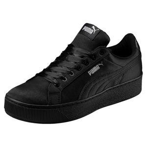 Puma Vikky Platform EP Damen Sneaker Schuhe 365239 Schwarz