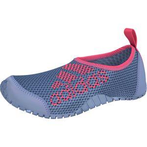 adidas Performance Schuhe Kurobe CM7645 Kinder SLIP ON Wasserschuhe Chalk Blue