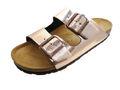 Rohde Alba 5616 Damen Hausschuhe Sandale Pantolette Kupfer