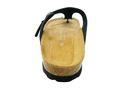 Rohde Alba 5604 Damen Sandale Zehentrenner 88 Altsilber