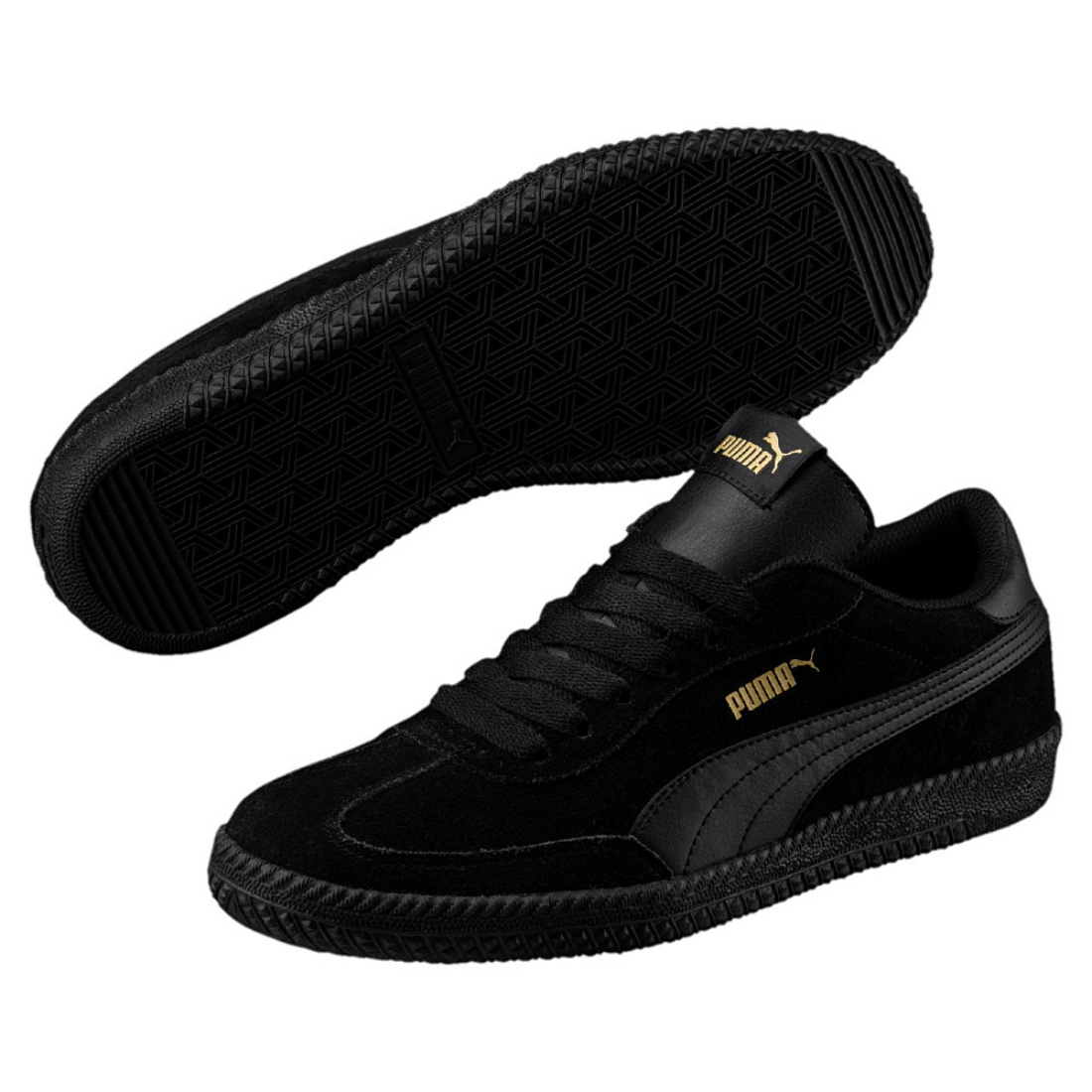 82c82dd79d34 Details about Puma Astro Cup Suede 364423 Retro Sneakers Shoes Icon Black  Clean Look