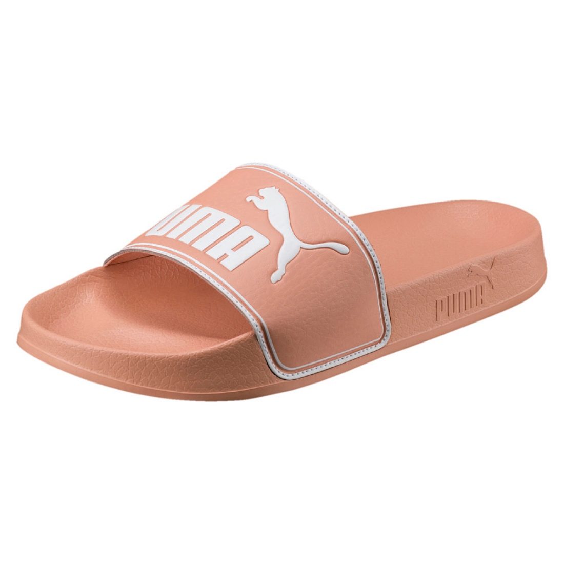 f6d46379ed7 Details about Puma Beach Sandals Slippers Leadcat 360263 Muted Clay