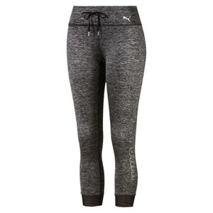 PUMA Damen Explosive Heather 3/4 Tight Hose Leggins 516382