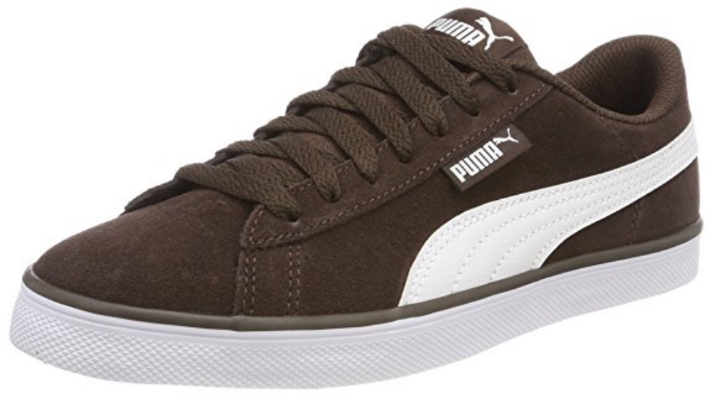 Puma Urban Plus SD Suede 365259 Retro Sneakers Shoes Brown  2585a7f94