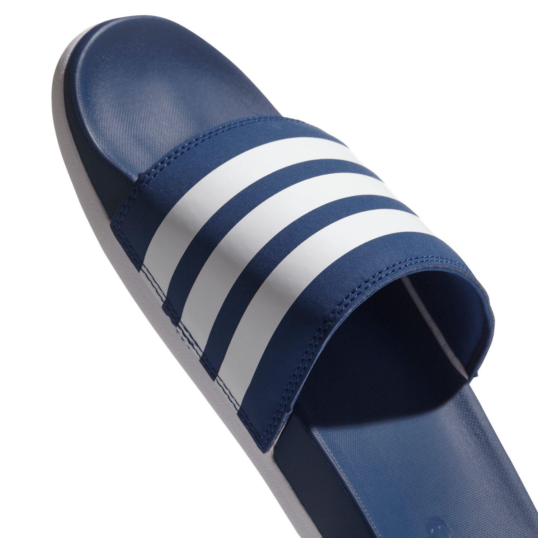 buy popular fa781 c0eed adidas Adilette Comfort Pantolette CF Hausschuhe AP9968 Cobalt Royal