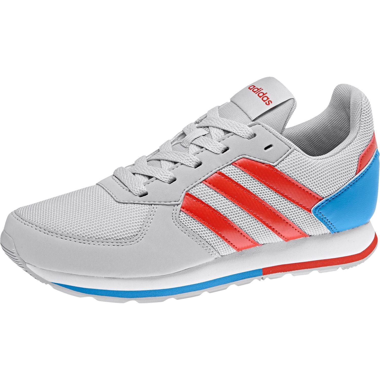 Details zu adidas Unisex Kinder Sneaker Schuhe Laufschuhe 8K K DB1856 Light Grey Blue