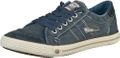 DOCKERS by Gerli 30ST227 Damen Sneaker Washed Canvas Schuhe