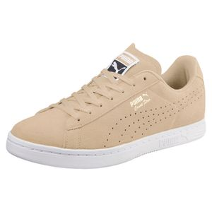 Puma Court Star Suede Unisex-Erwachsene Sneakers 364621 Pebble