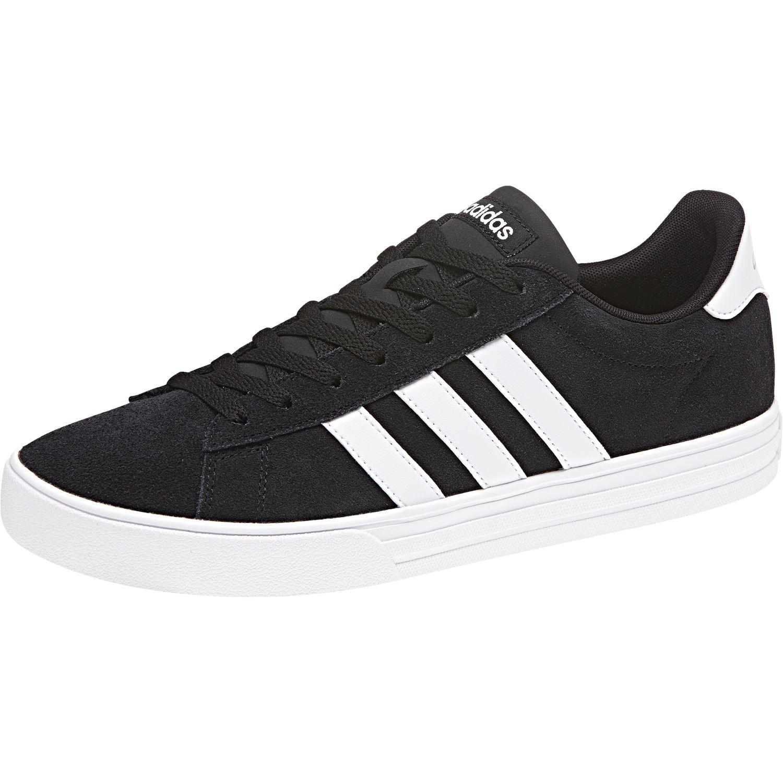244975b9700 Adidas Men s Daily 2.0 Trainers Shoes DB0273 Black