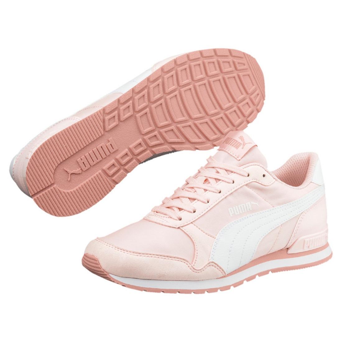 puma damen sneaker peach