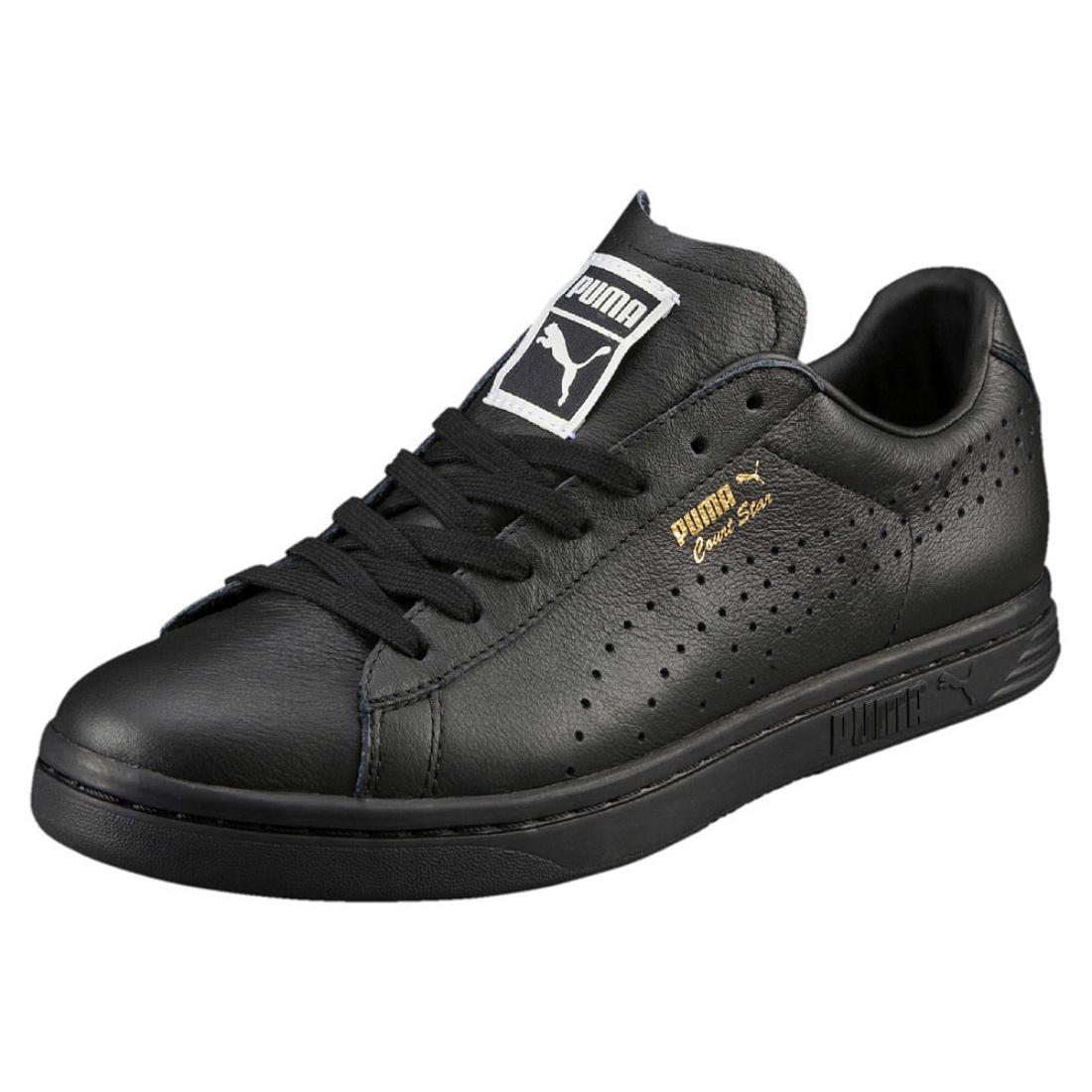 1cc8ebcc5f84 Puma Court Star NM Unisex Adult Sneakers Trainers 357883 Black