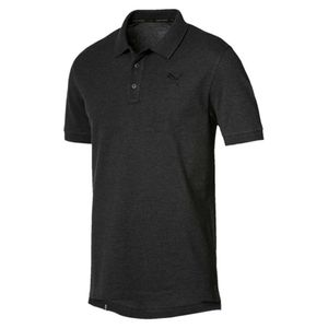 Puma Herren ESS Pique POLOSHIRT 838248 Dark Grey Heather