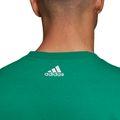 adidas Herren Essentials Linear Tee / T-Shirt CE1928 Bright Green