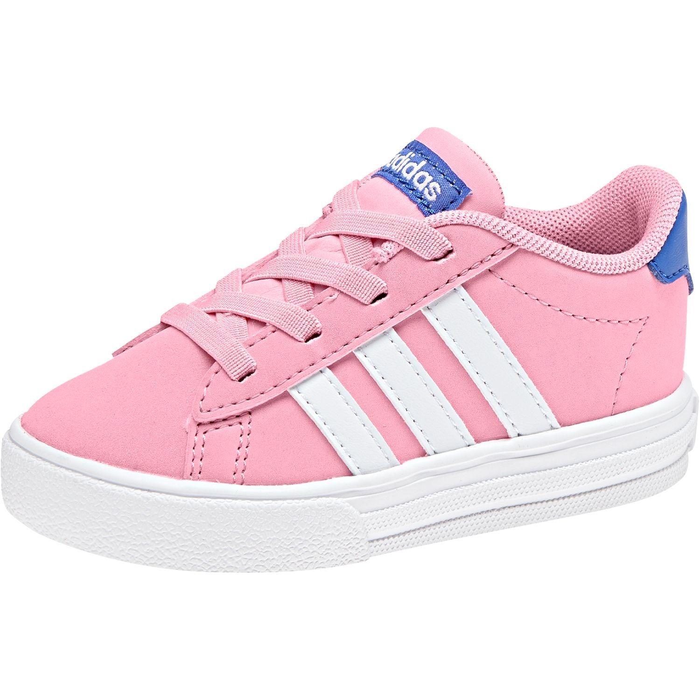 b8f34222c21104 adidas performance daily 2.0 CMF INF kids running shoes DB0664 light pink