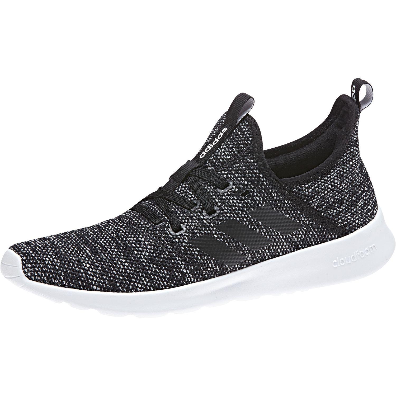 online store ce263 79d35 adidas Ladies CLOUDFOAM PURE W sneakers fitness shoes DB0694 Core Black