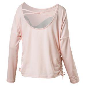 T-Shirt 595069 DryCell PUMA Damen TRANSITION Light Cover up Shirt Tee