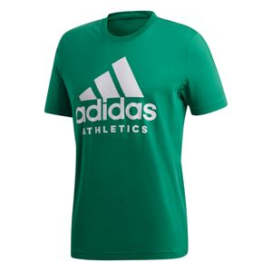 adidas Herren Sport SID Branded Tee / T-Shirt CF9561 Bright Green