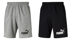 PUMA Herren Hose ESS No 1 Sweat Shorts 9 Inch Teamsport 838261