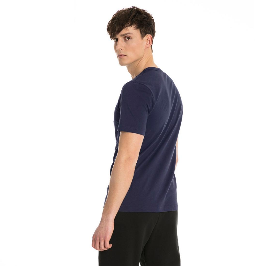 PUMA Essential Herren Ess Logo Tee No.1 Tee T Shirt
