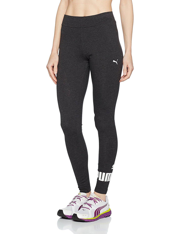 PUMA Damen Essential Leggings ESS Tight Hose Fitnesshose