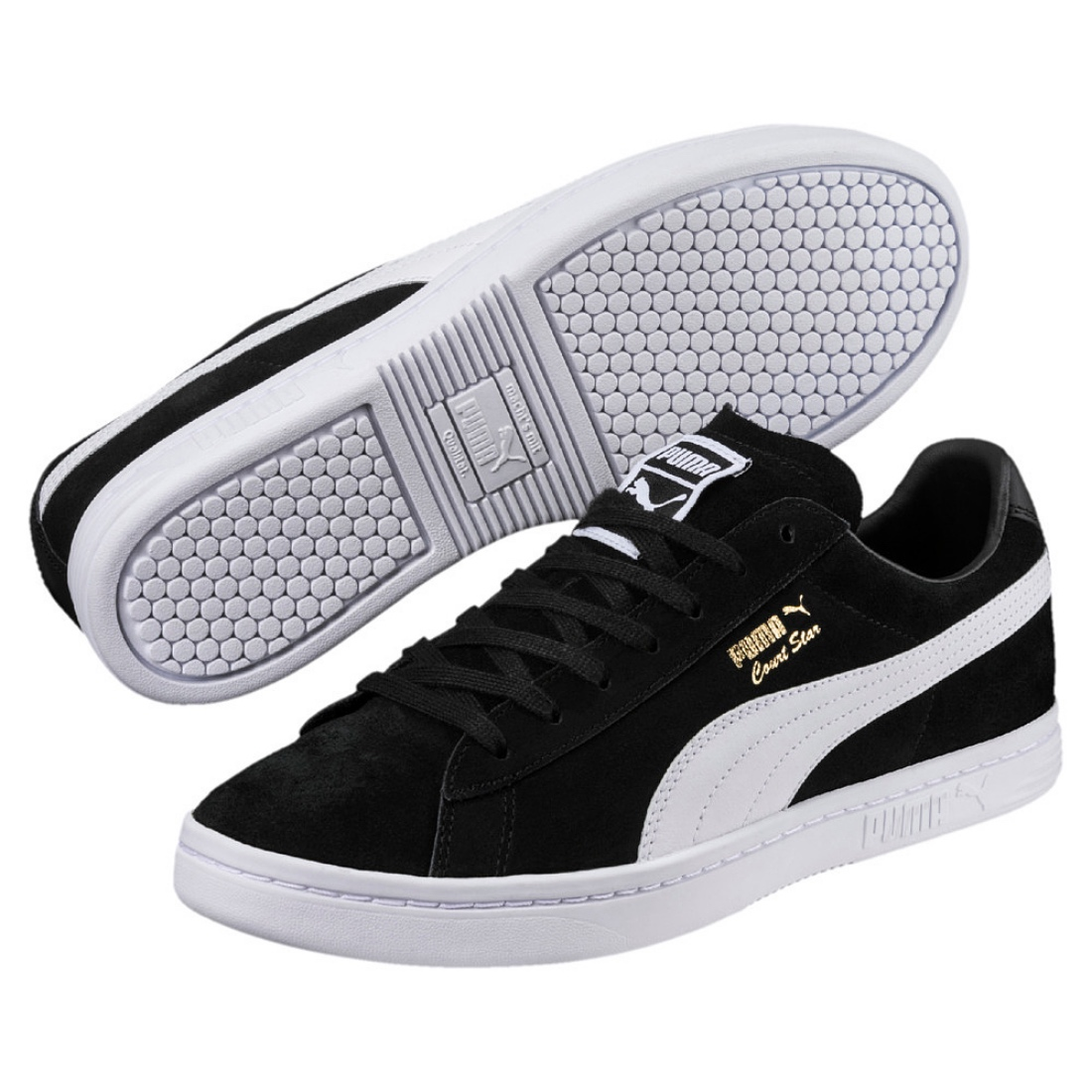 the latest 0a21b 291b6 Details about Puma Court Star FS Suede Unisex Adult Sneakers Trainers Shoes  Trainers 366574