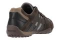 Geox Respira Uomo Snake K Herren Sneakers Halbschuhe U4207K C6024 DK Coffee
