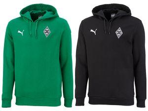 Puma BMG Borussia Mönchengladbach Badge Hoody Sweatshirt Pullover 754364